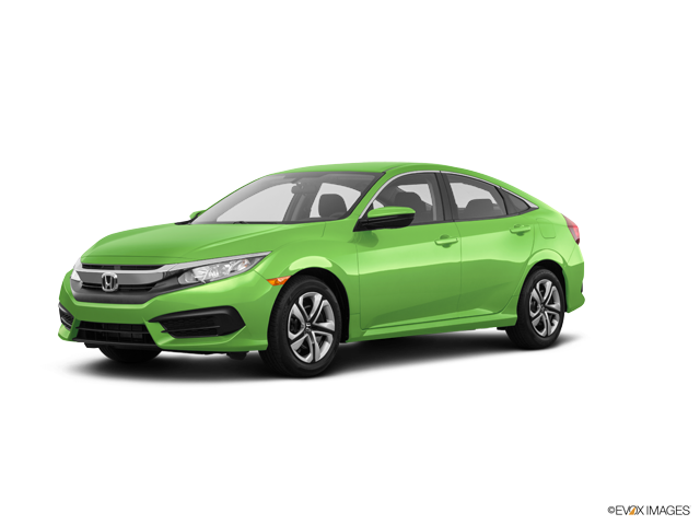 New 2018 Honda Civic Sedan in Akron, OH