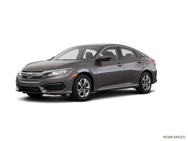 New 2018 Honda Civic Sedan in Winter Haven, FL