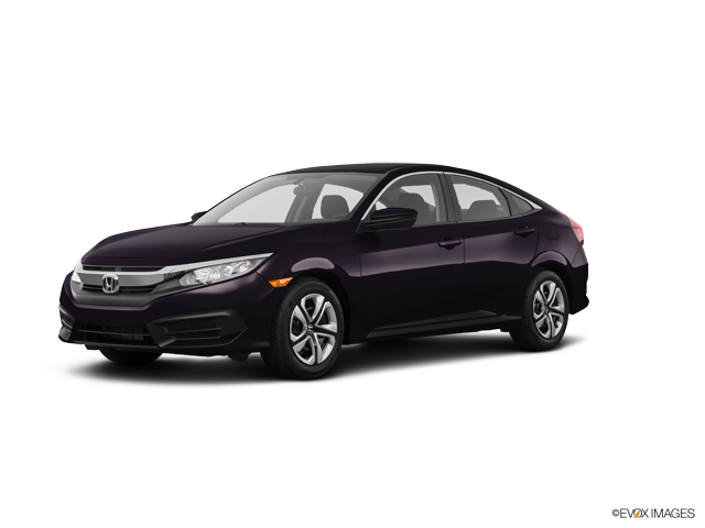 New 2018 Honda Civic Sedan in Fishers, IN