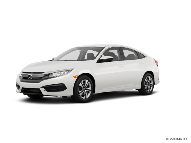 New 2018 Honda Civic Sedan in Yuma, AZ