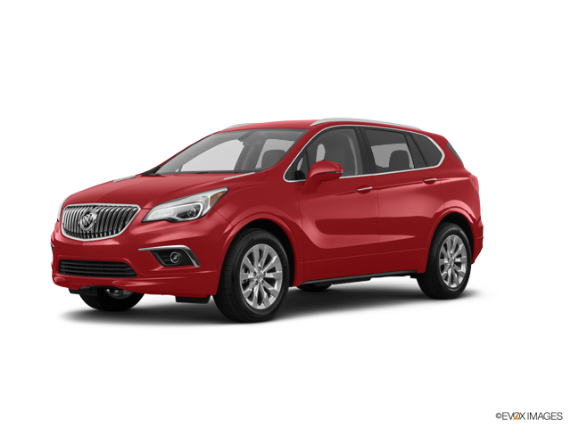 New 2018 Buick Envision in Crestview, FL