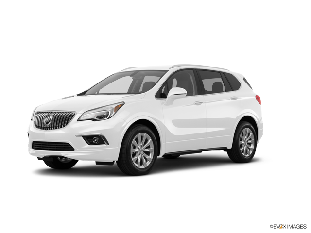 New 2018 Buick Envision in Claxton, GA