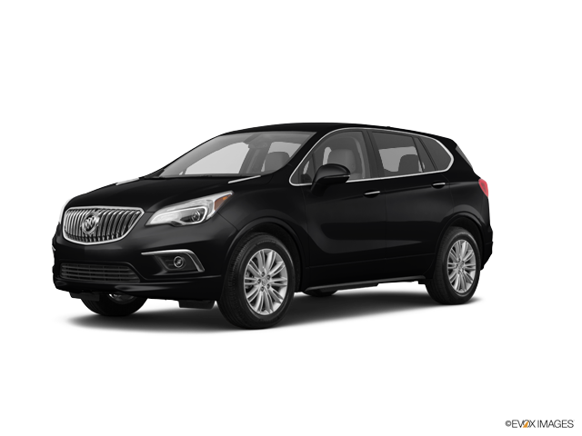 New 2018 Buick Envision in Ontario, CA