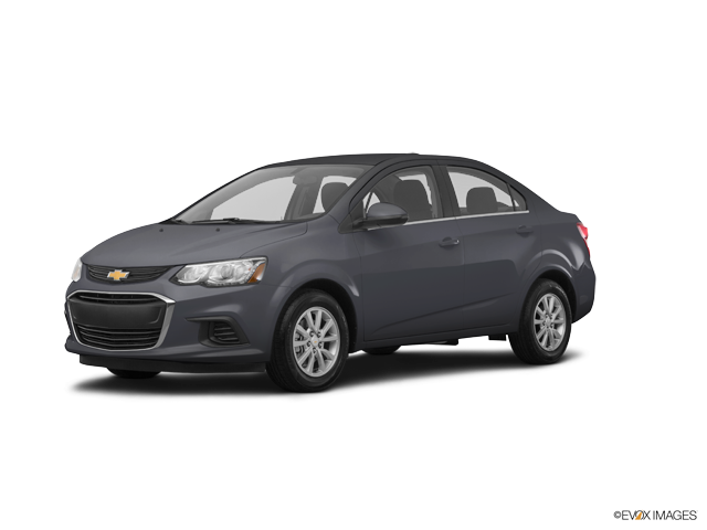 New 2018 Chevrolet Sonic in Indianapolis, IN