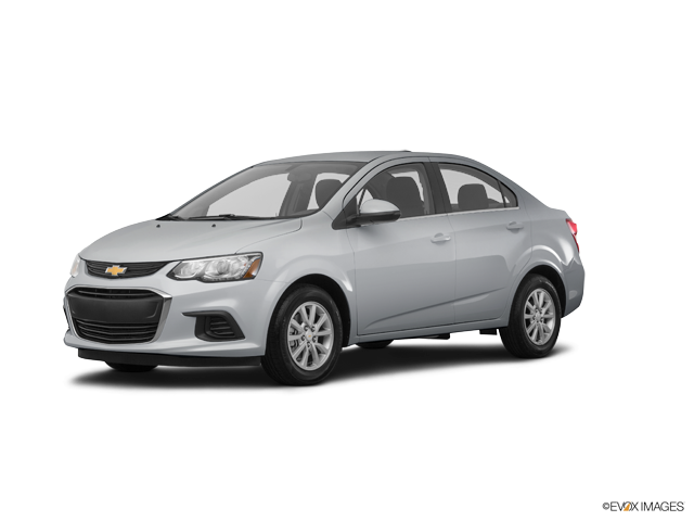 New 2018 Chevrolet Sonic in St. Francisville, New Orleans, and Slidell, LA