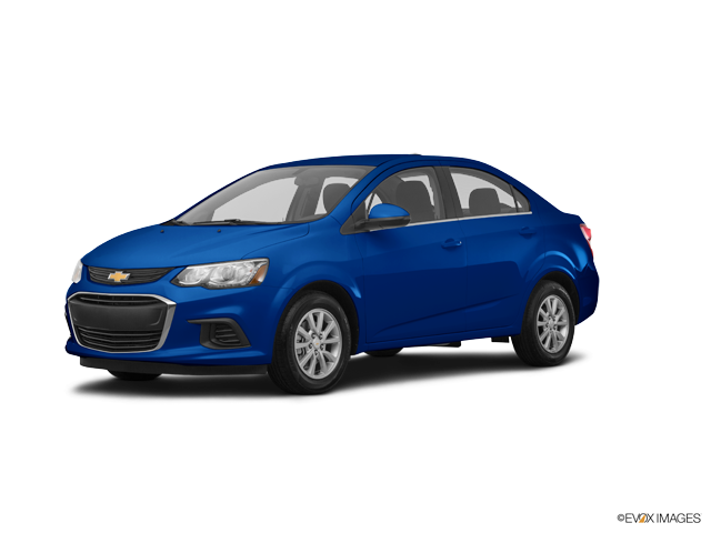 New 2018 Chevrolet Sonic in Marietta, GA