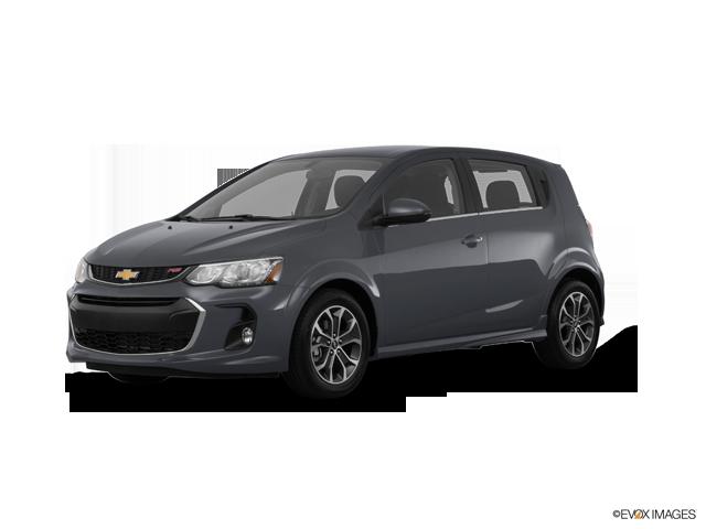 New 2018 Chevrolet Sonic in Garden Grove, CA