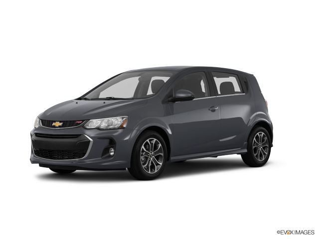 New 2018 Chevrolet Sonic in Clanton, AL