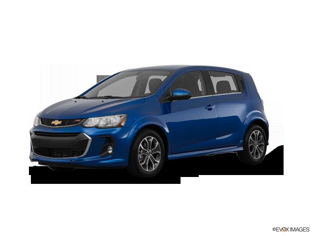 New 2018 Chevrolet Sonic in Gadsden, AL