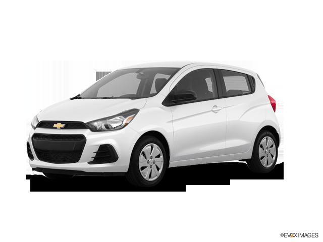 New 2018 Chevrolet Spark in Clanton, AL