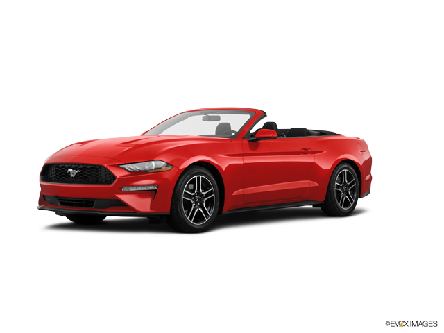 New 2018 Ford Mustang in Lexington, SC