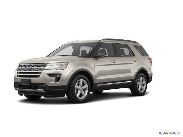 New 2018 Ford Explorer in Cleveland, OH