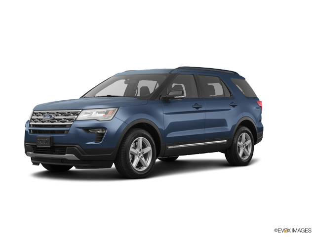 New 2018 Ford Explorer in Pascagoula, MS