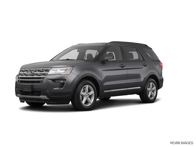 New 2018 Ford Explorer in Ashland, OR