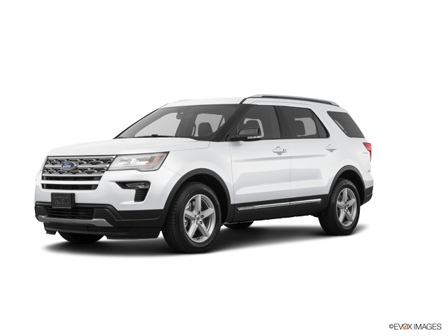 New 2018 Ford Explorer in Tampa Bay, FL