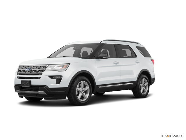 New 2018 Ford Explorer in Thousand Oaks, CA