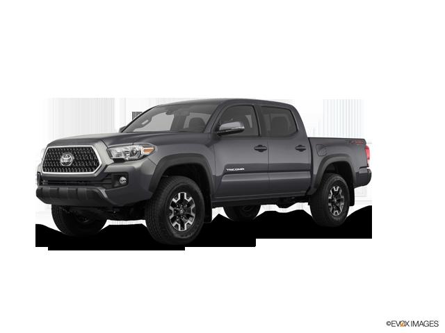 New 2018 Toyota Tacoma in Johnson City, TN