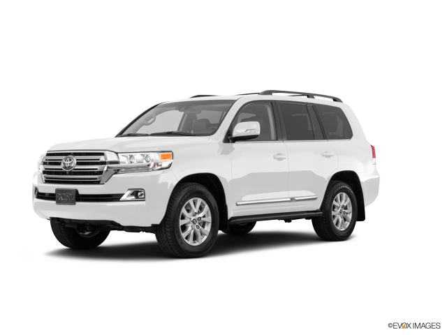 New 2018 Toyota Land Cruiser in Spartanburg, SC