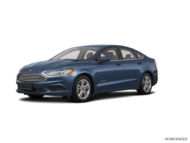 New 2018 Ford Fusion Hybrid in Temecula, CA