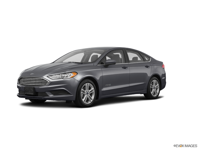 New 2018 Ford Fusion Hybrid in Barberton, OH