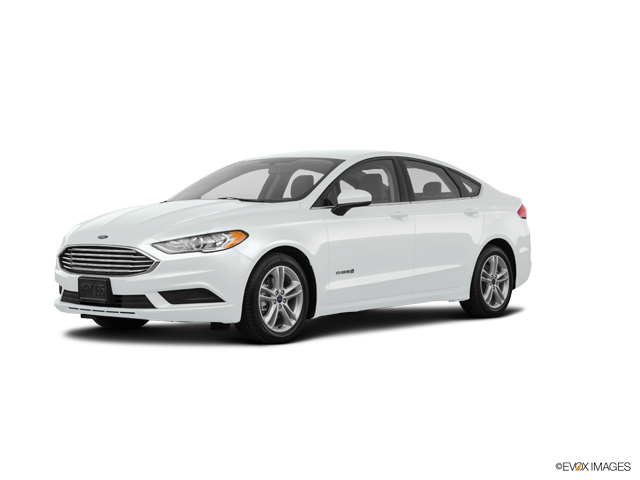 New 2018 Ford Fusion Hybrid in Thousand Oaks, CA