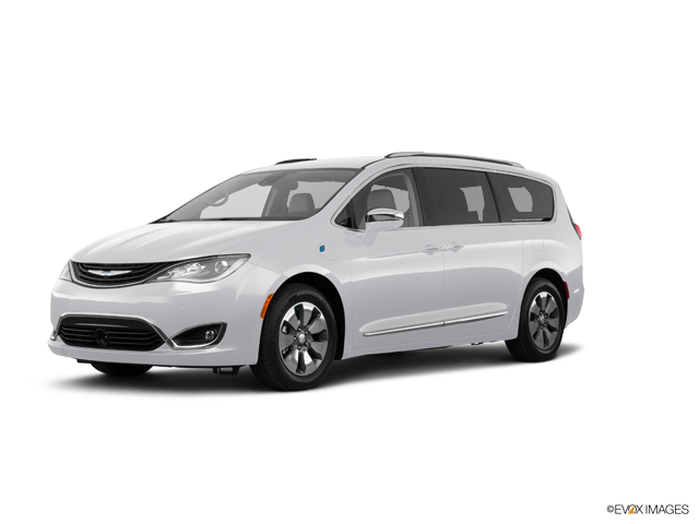 New 2018 Chrysler Pacifica in Greenville, TX