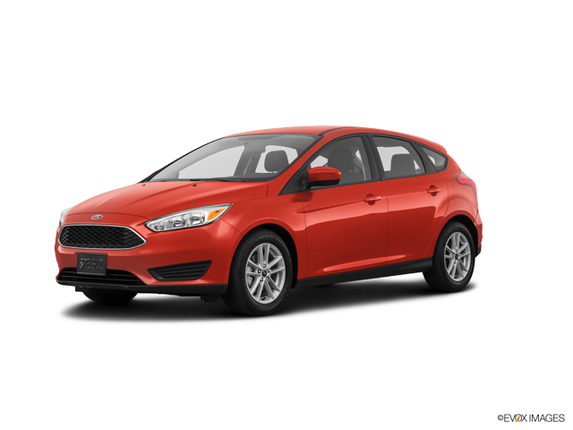 New 2018 Ford Focus in Hemet, CA