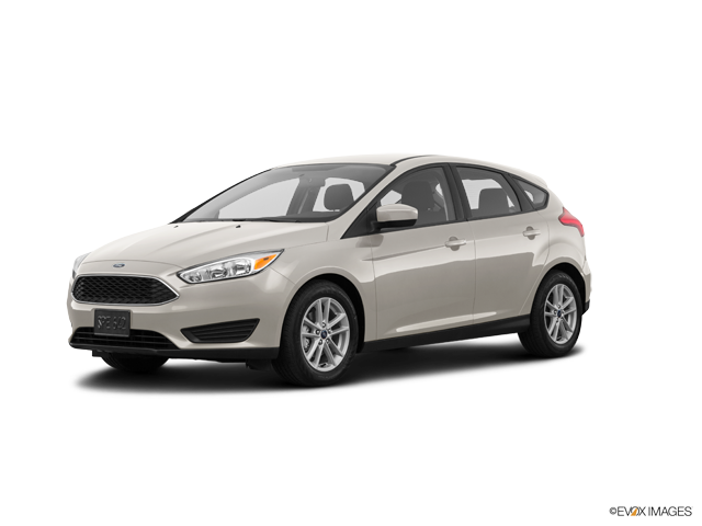 New 2018 Ford Focus in Ashland, OR