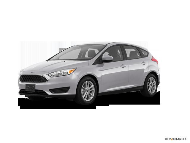 New 2018 Ford Focus in Huntsville, AL