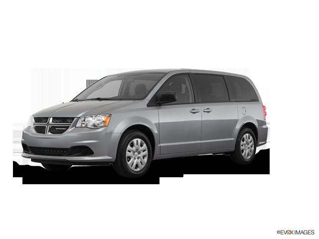 New 2018 Dodge Grand Caravan in Greenville, TX