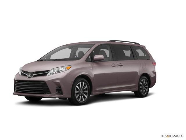 New 2018 Toyota Sienna in Granbury, TX