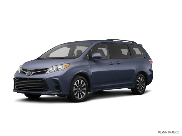 New 2018 Toyota Sienna in Simi Valley, CA