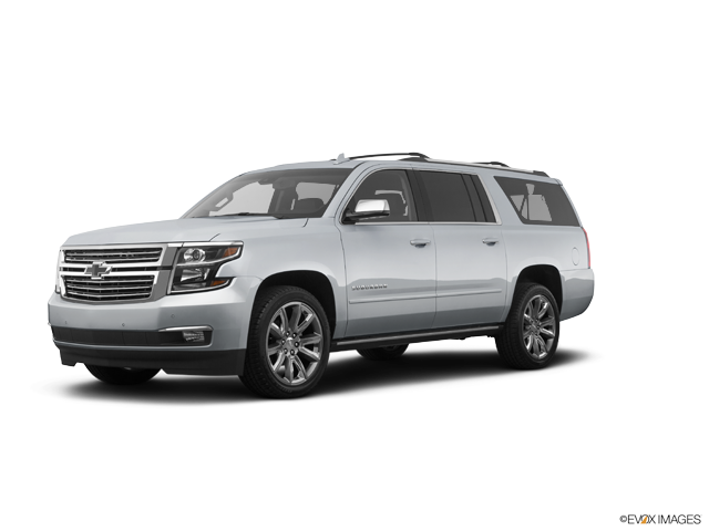 New 2018 Chevrolet Suburban in Marietta, GA