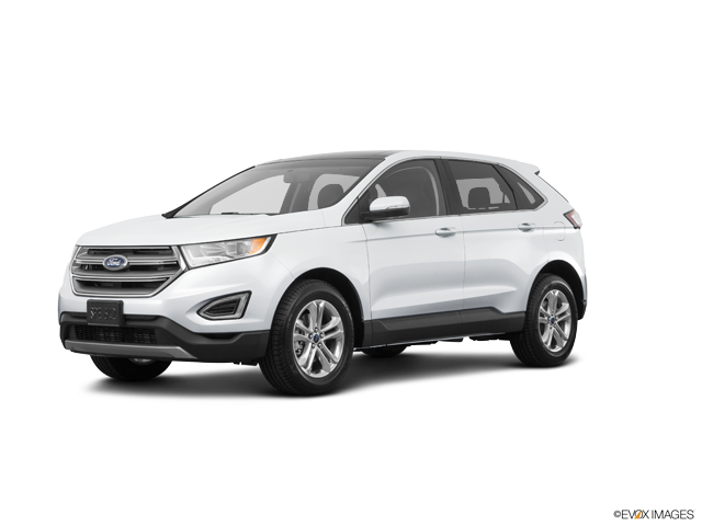 New 2018 Ford Edge in Thousand Oaks, CA