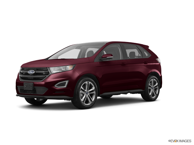 New 2018 Ford Edge in Baxley, GA