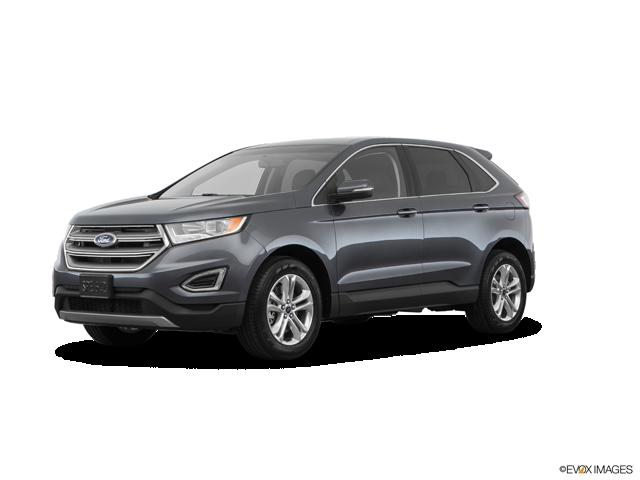 New 2018 Ford Edge in Tampa Bay, FL