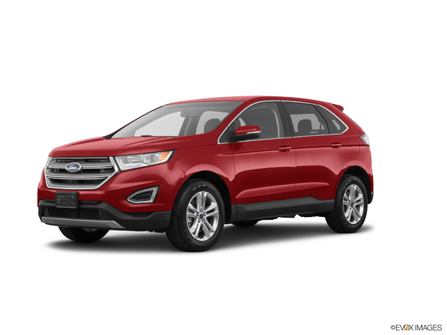 New 2018 Ford Edge in Ashland, OR