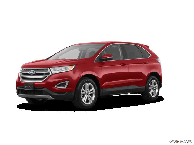 New 2018 Ford Edge in Baxley, GA
