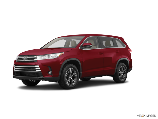 New 2018 Toyota Highlander in Fairfield, Vallejo, & San Jose, CA