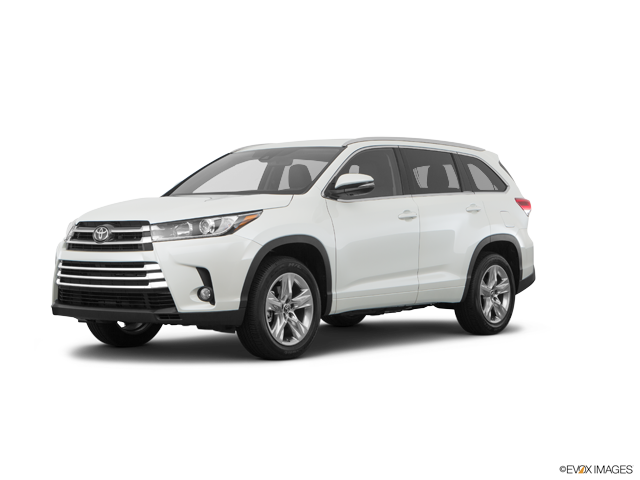 New 2018 Toyota Highlander in Alamogordo, NM