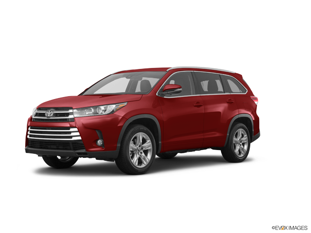 New 2018 Toyota Highlander in Hickory, NC