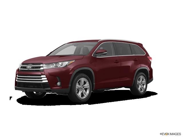 New 2018 Toyota Highlander in Mt. Kisco, NY