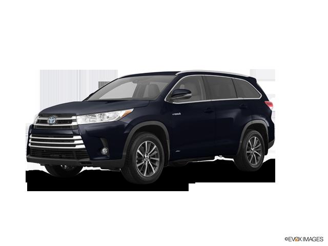 New 2018 Toyota Highlander Hybrid in Lakewood, CO