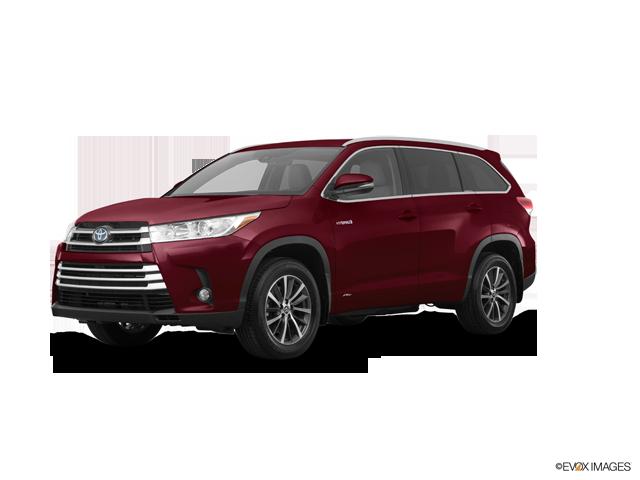 2018 Toyota Highlander Hybrid Hybrid LE
