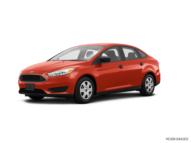 New 2018 Ford Focus in Tampa, FL