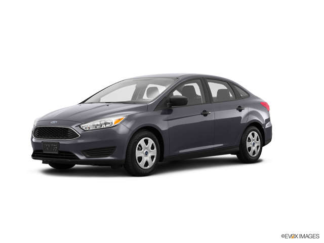 New 2018 Ford Focus in Medford, OR