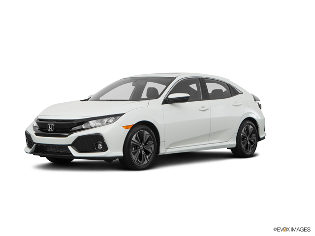 New 2018 Honda Civic Hatchback in Jackson, MS