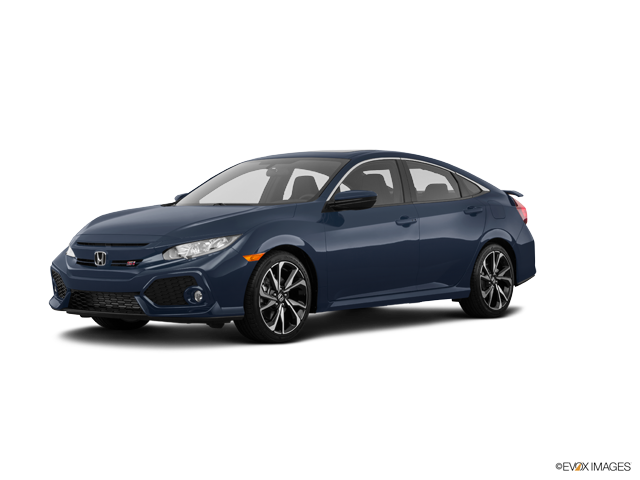 New 2018 Honda Civic Si Sedan in Wilmington, NC