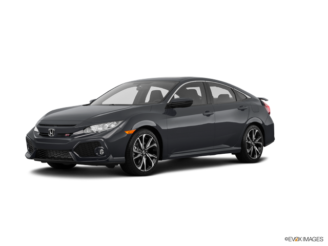 New 2018 Honda Civic Si Sedan in Yuma, AZ