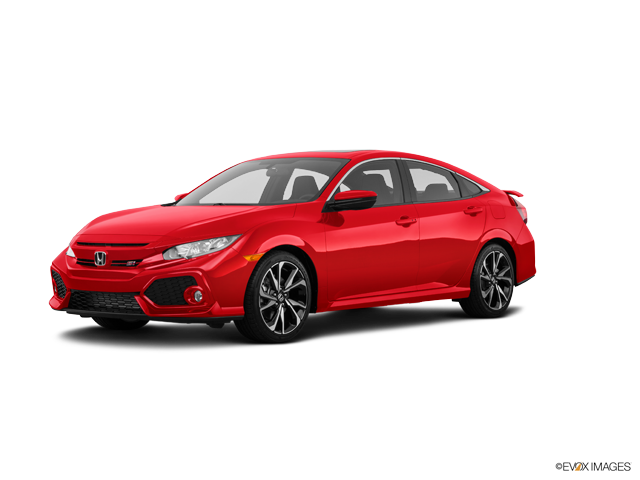 New 2018 Honda Civic Si Sedan in Dothan, AL